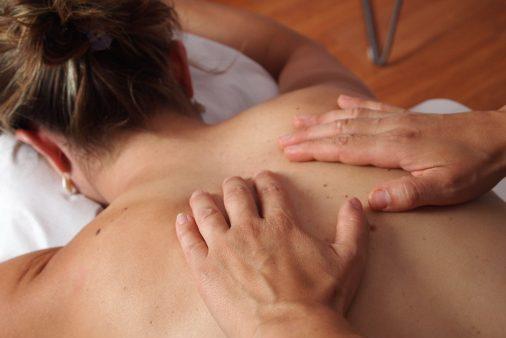 Gydomasis masažas